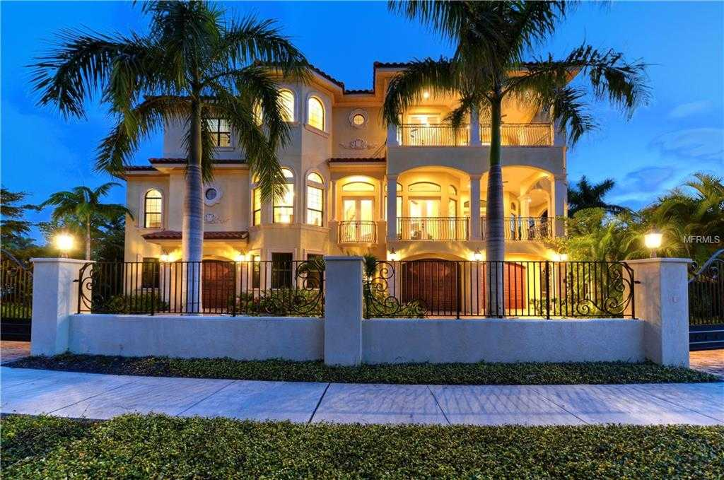 $2,495,000 - 4Br/5Ba -  for Sale in Saint Armands Div John Ringling Estates, Sarasota