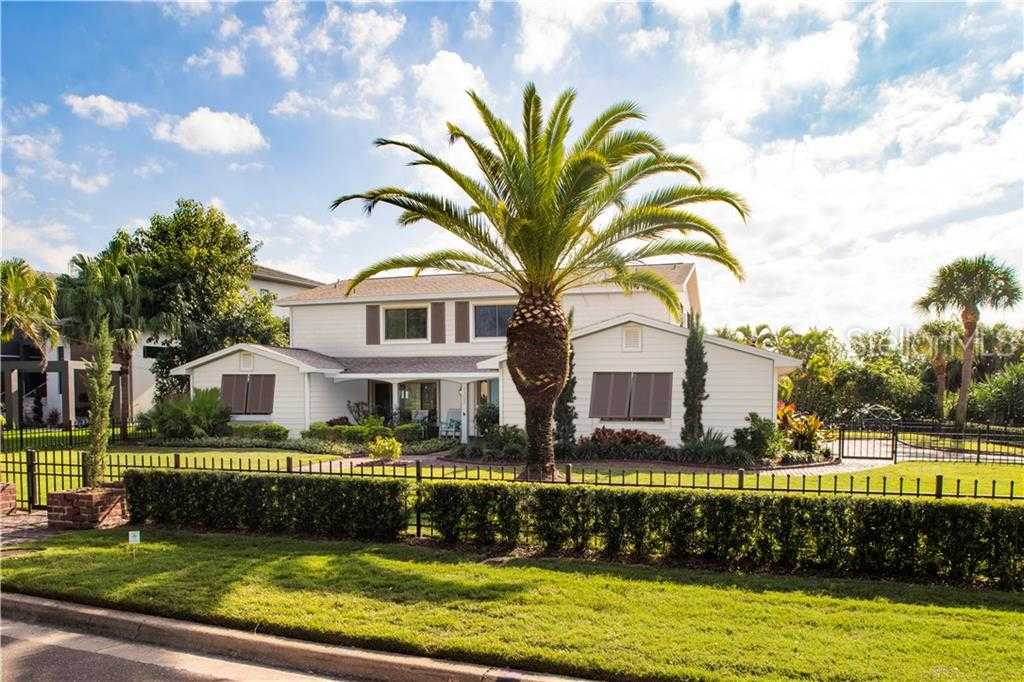 $1,840,000 - 4Br/5Ba -  for Sale in Snell Isle Shores Add, St Petersburg