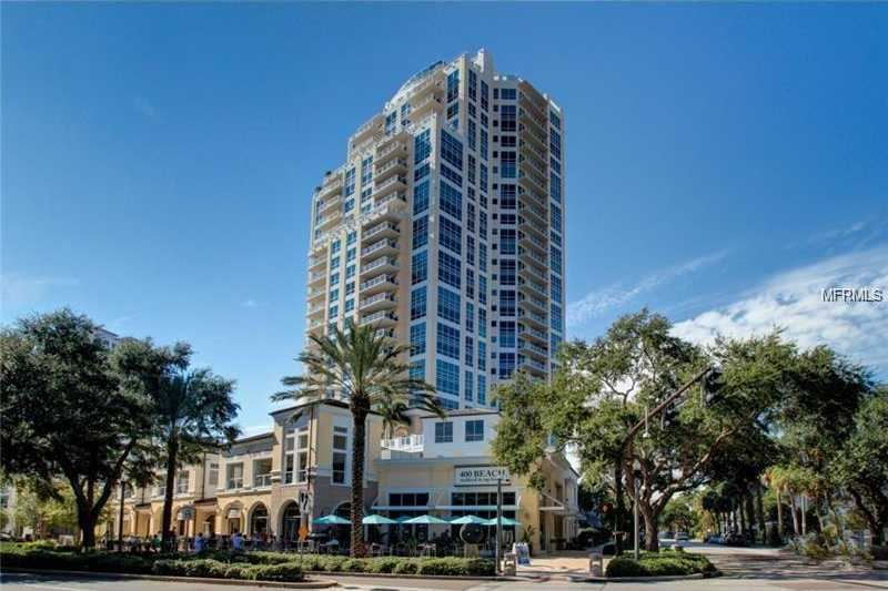 - 2Br/2Ba -  for Sale in 400 Beach Drive Condo, St Petersburg