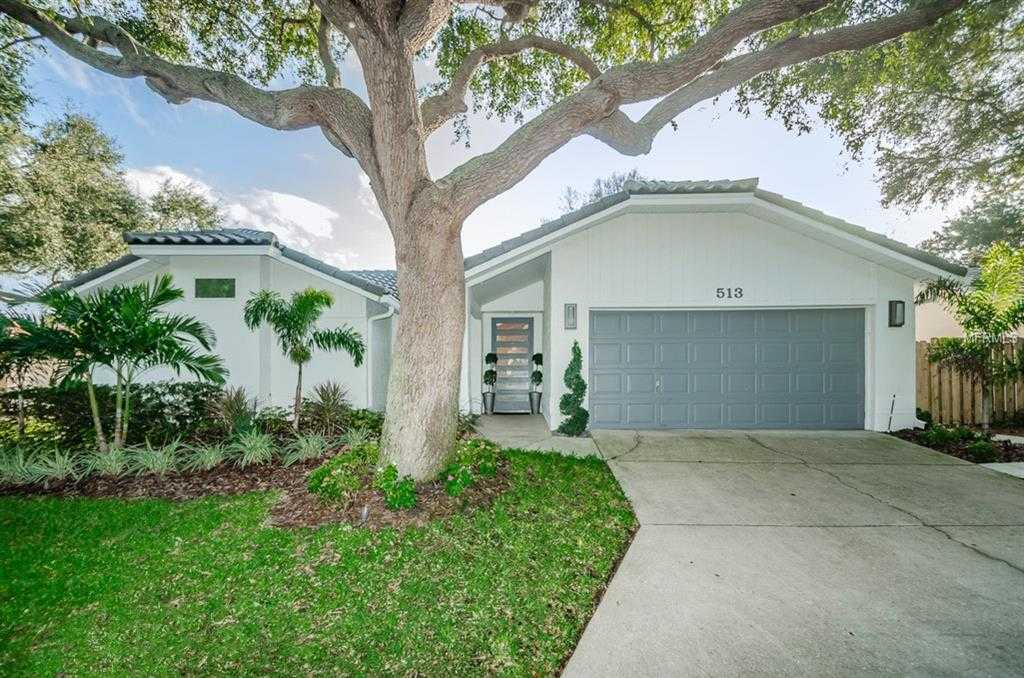 $549,900 - 3Br/2Ba -  for Sale in Placido Bayou, St Petersburg