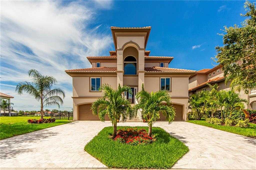 $3,975,000 - 6Br/6Ba -  for Sale in Marina Bay, St Petersburg