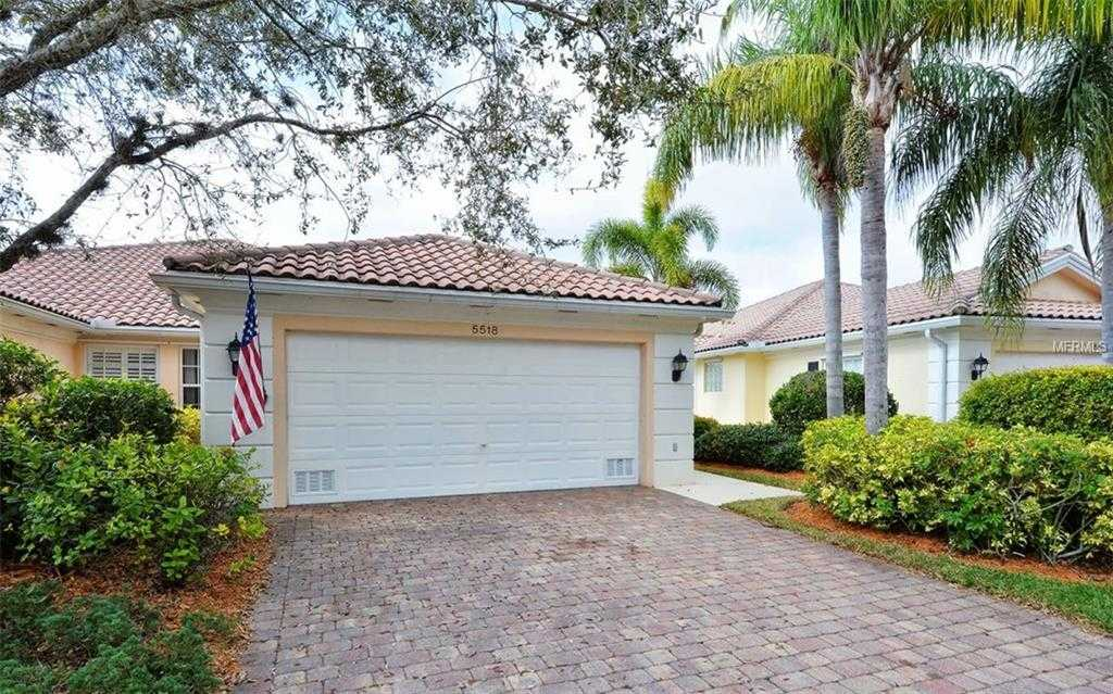 $335,000 - 2Br/2Ba -  for Sale in Villagewalk, Sarasota