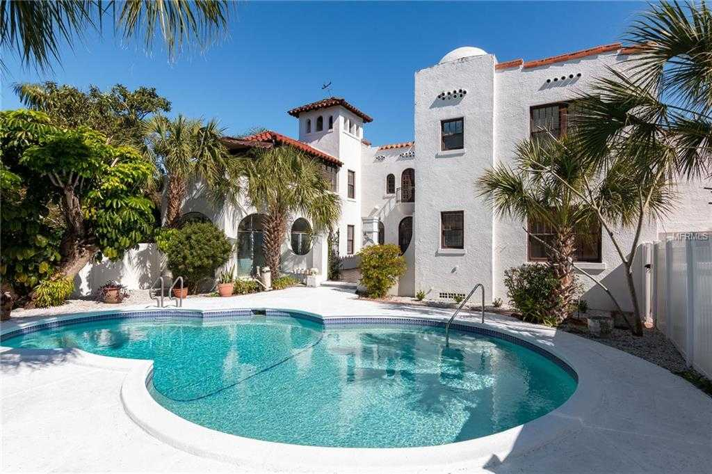 $839,000 - 6Br/5Ba -  for Sale in Pasadena On The Gulf Sec C, St Petersburg