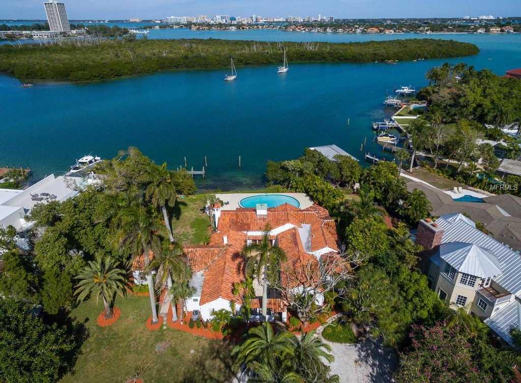 $3,695,000 - 3Br/5Ba -  for Sale in Lido Beach, Sarasota
