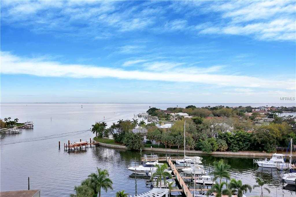 $839,987 - 2Br/2Ba -  for Sale in Water Club Snell Isle Condo, St Petersburg