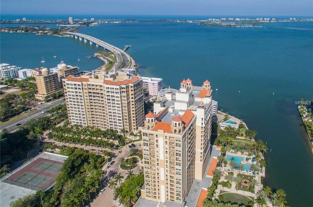 $1,700,000 - 3Br/3Ba -  for Sale in The Tower Residences, Sarasota