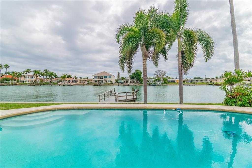 $899,000 - 3Br/2Ba -  for Sale in Capri Isle, Treasure Island
