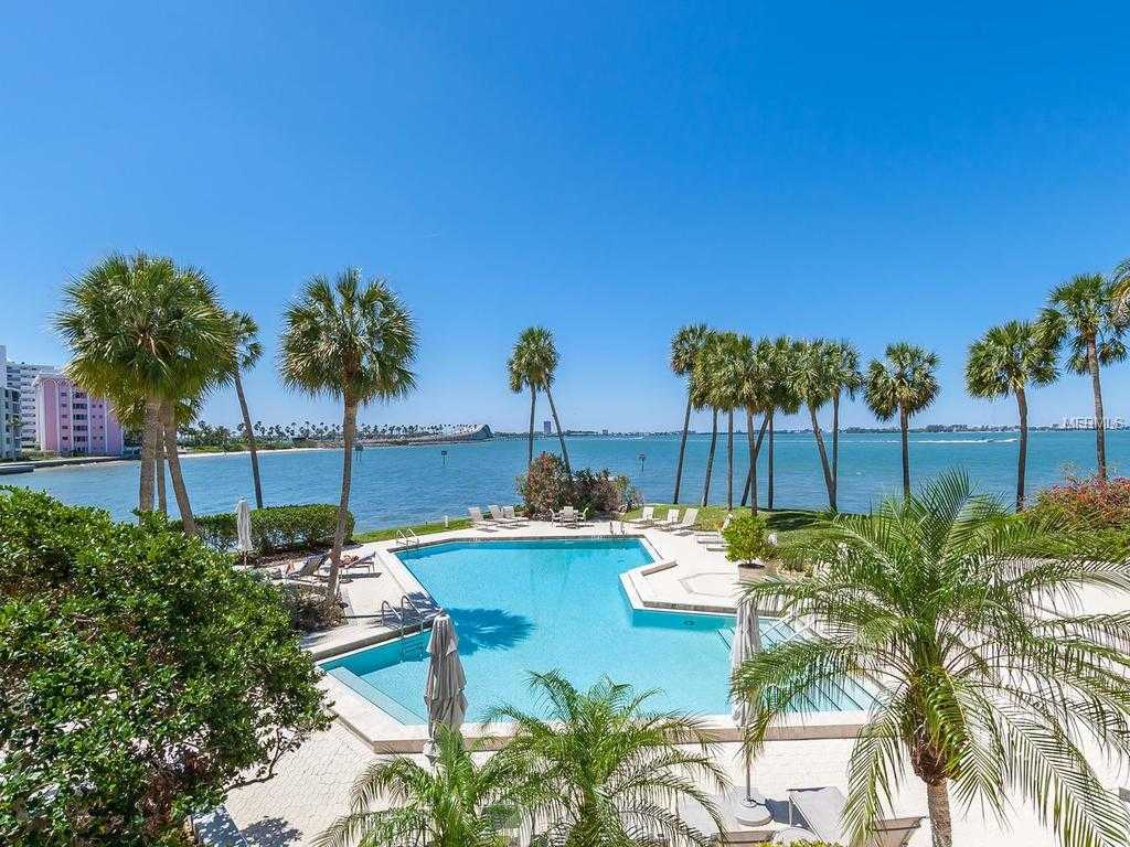 $650,000 - 2Br/2Ba -  for Sale in Condo On The Bay Tower I, Sarasota