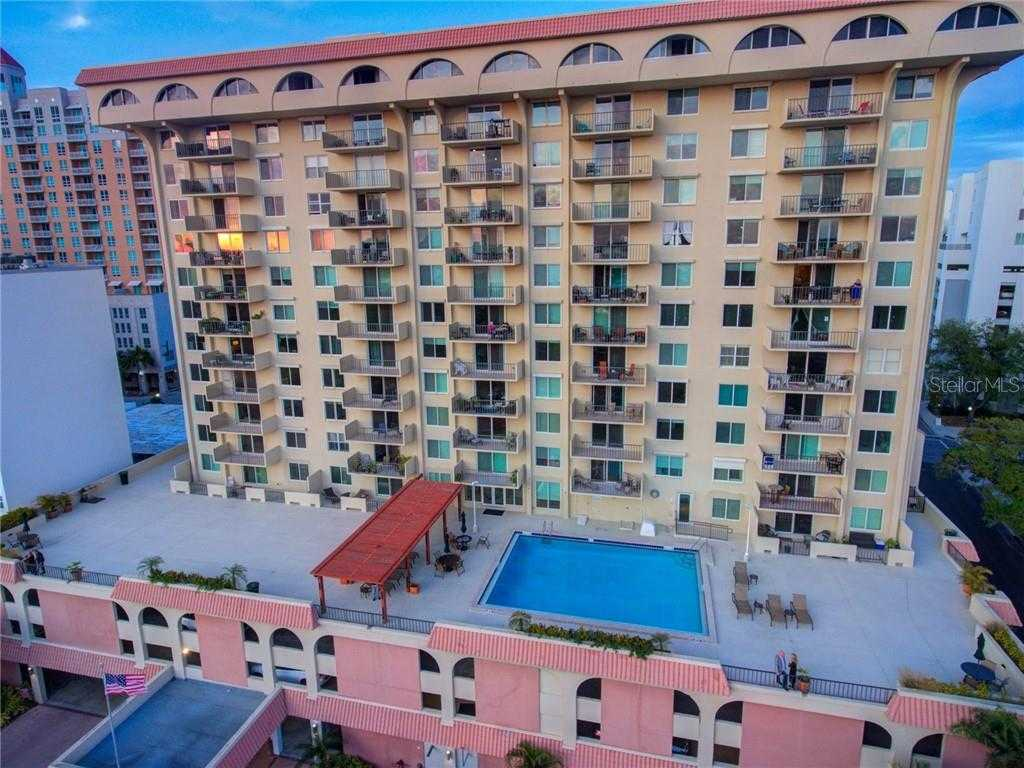 $475,000 - 2Br/2Ba -  for Sale in Dolphin Tower, Sarasota