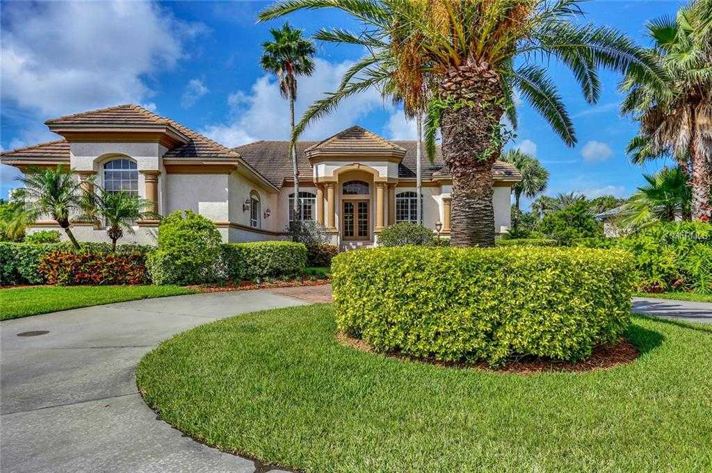 $750,000 - 4Br/4Ba -  for Sale in Pasadena Place Ph I, Gulfport