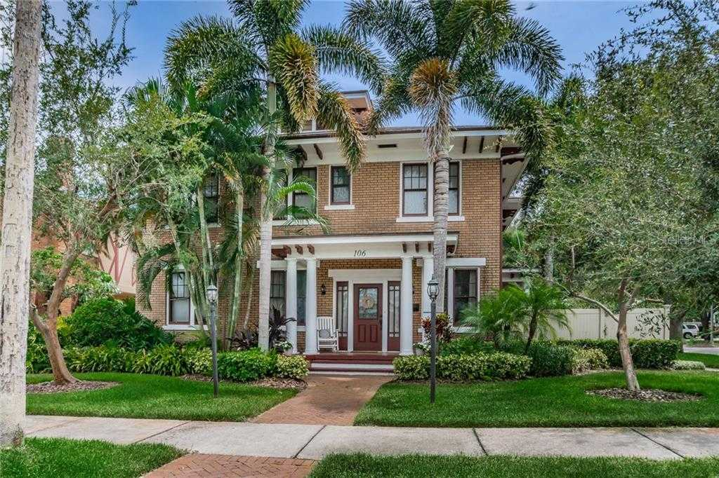 $989,000 - 5Br/4Ba -  for Sale in Snell & Hamletts Nor, St Petersburg