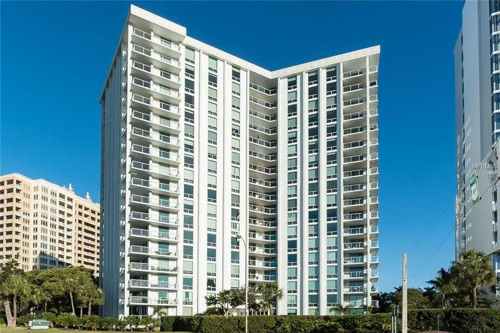 $597,000 - 2Br/2Ba -  for Sale in One Watergate, Sarasota