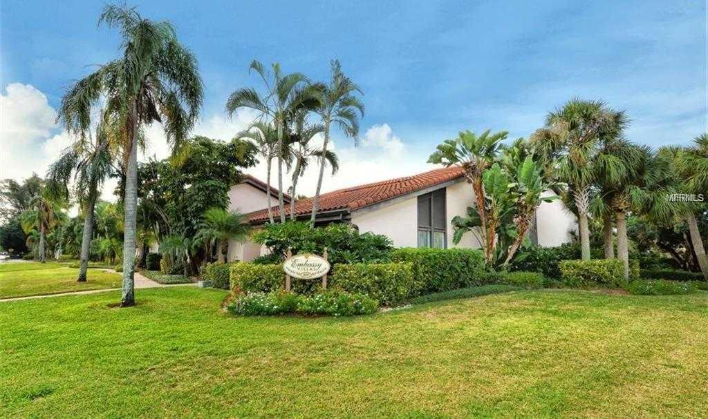 $419,000 - 2Br/2Ba -  for Sale in Embassy Villas, Sarasota