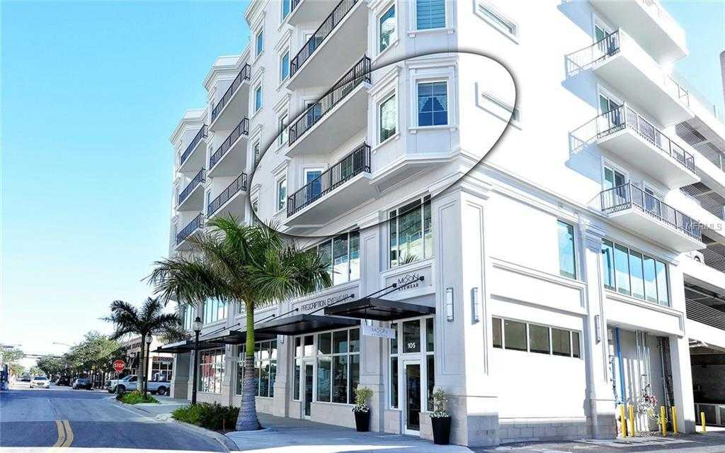$595,000 - 2Br/2Ba -  for Sale in 1500 State Street, Sarasota