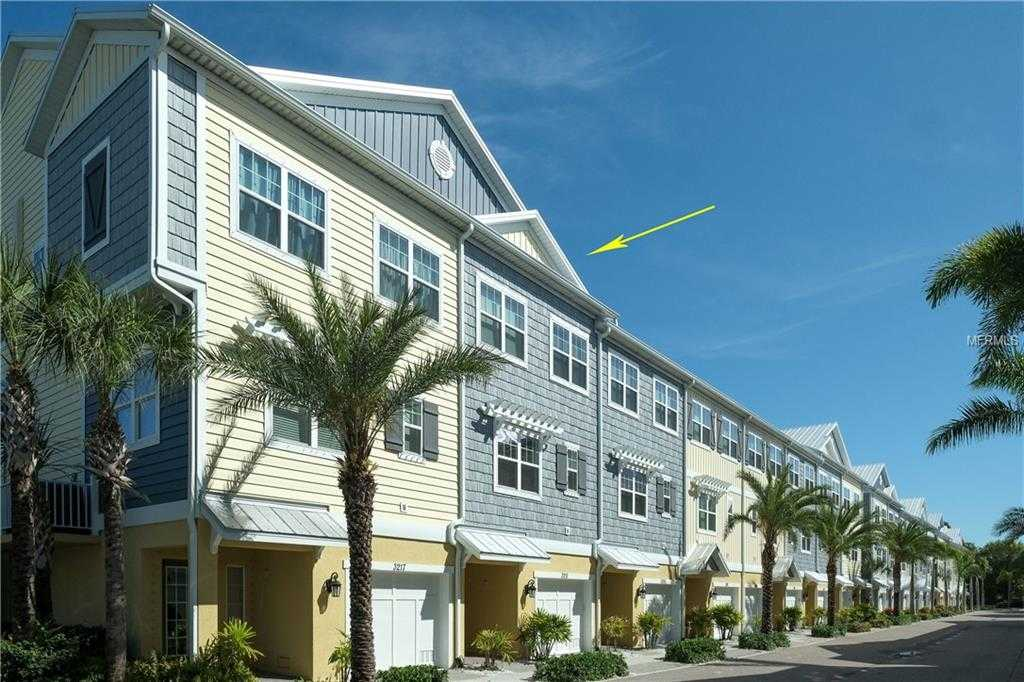 $390,000 - 4Br/3Ba -  for Sale in Cove At Loggerhead Marina, St Petersburg
