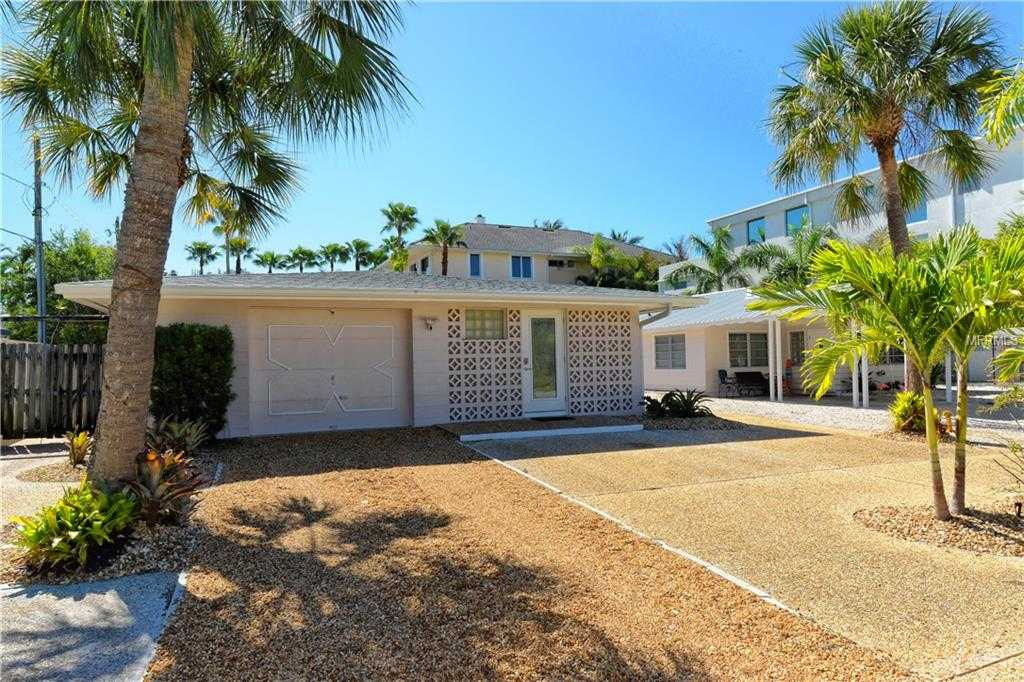 $1,299,000 - 4Br/3Ba -  for Sale in Lido Beach Div A, Sarasota