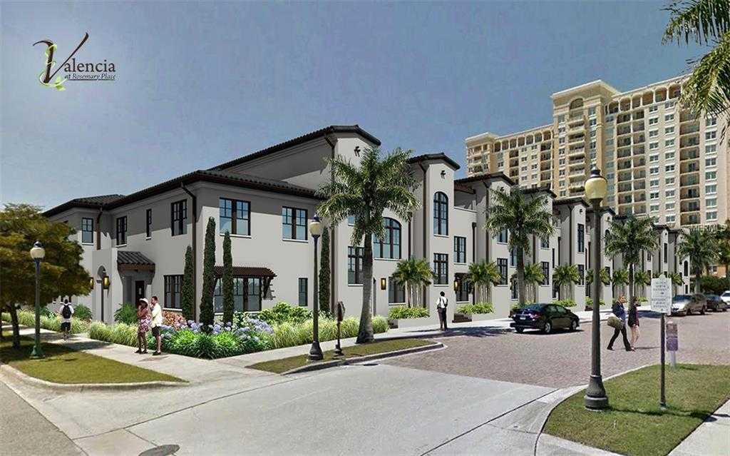 $597,345 - 3Br/4Ba -  for Sale in Valencia At Rosemary Place, Sarasota
