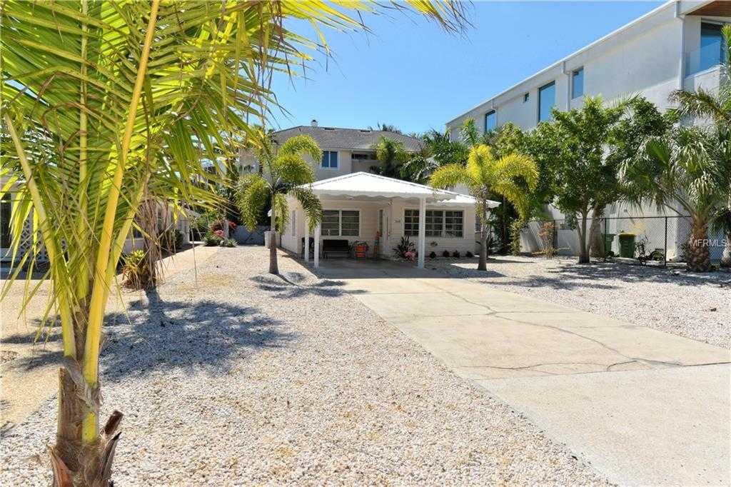 $1,099,000 - 2Br/2Ba -  for Sale in Lido Beach Div A, Sarasota