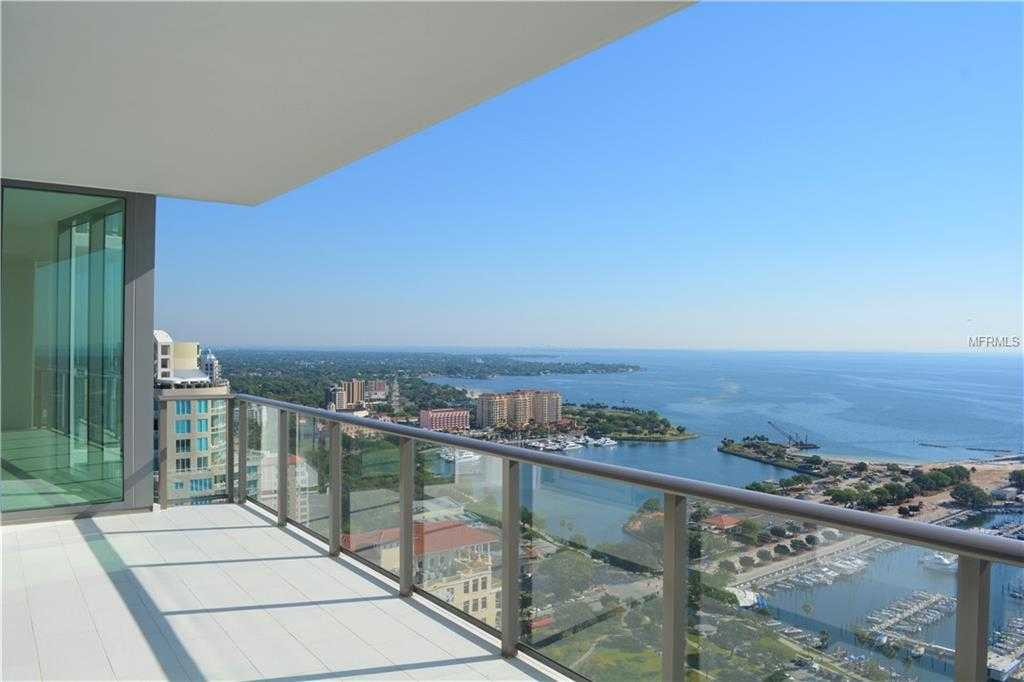 $1,370,000 - 2Br/3Ba -  for Sale in One St. Petersburg, St Petersburg