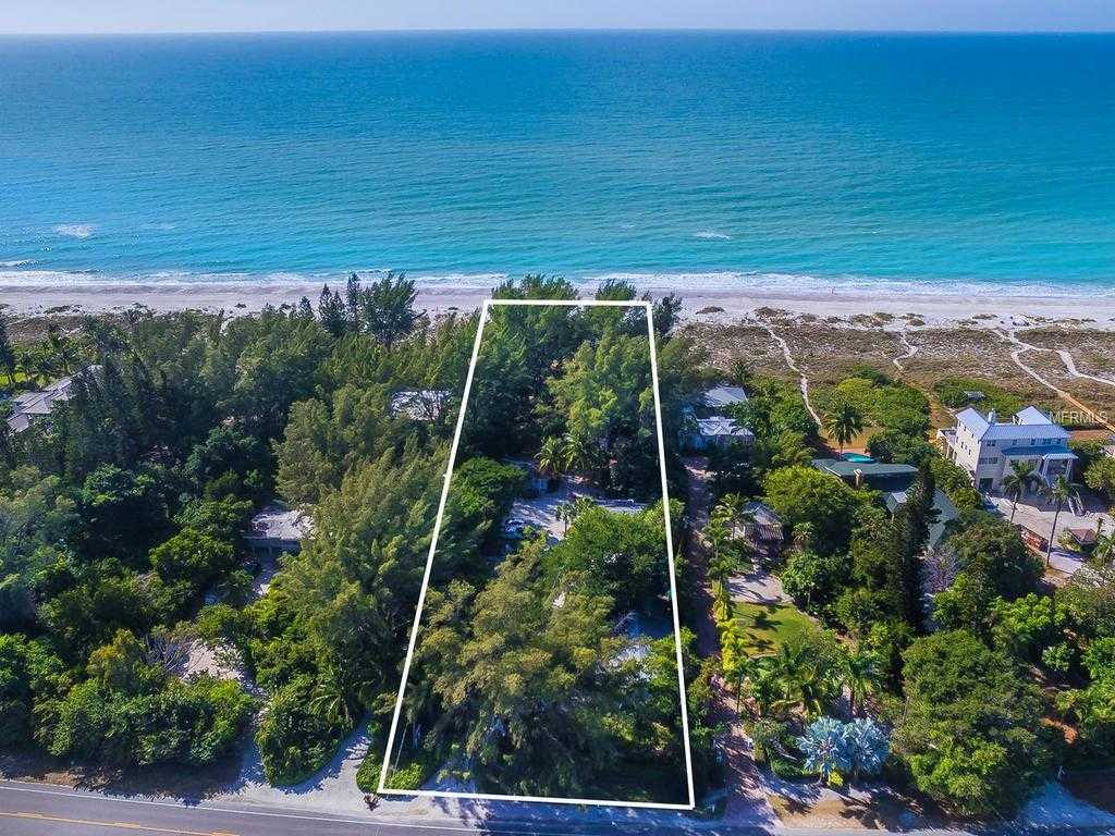 $3,750,000 - 7Br/4Ba -  for Sale in Sleepy Lagoon 2, Longboat Key