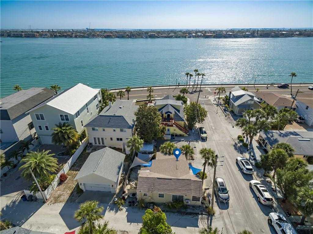 $575,000 - 2Br/1Ba -  for Sale in Morey Beach, St Pete Beach