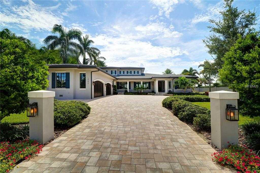 $3,700,000 - 4Br/5Ba -  for Sale in Snell Isle Brightwaters Unit B Blk 1, St Petersburg