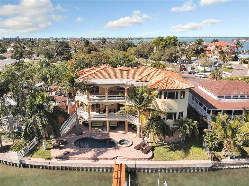 $2,100,000 - 4Br/5Ba -  for Sale in South Cswy Isle Sub, St Petersburg