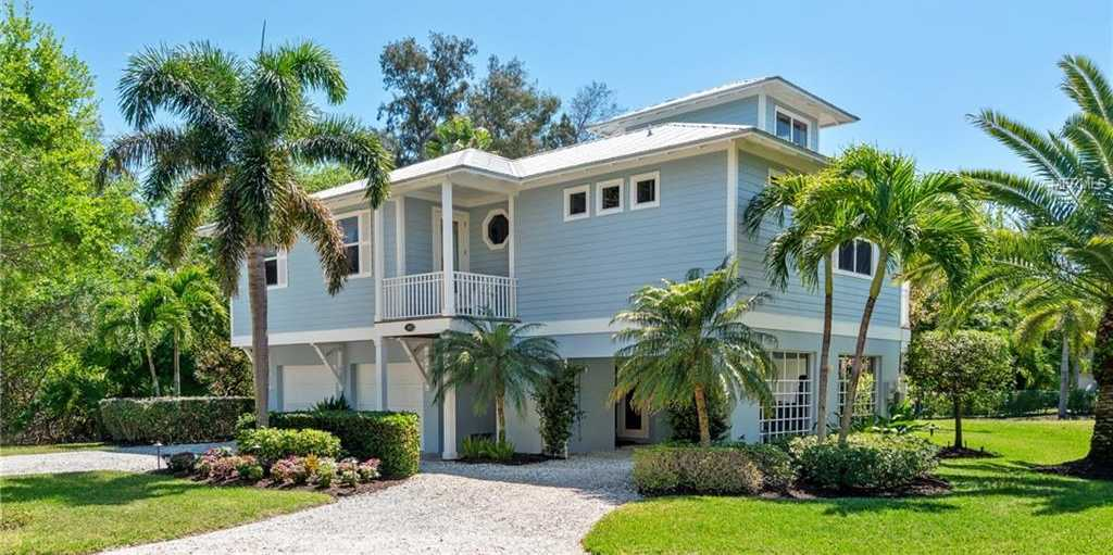 $1,140,000 - 2Br/2Ba -  for Sale in Conrad Beach Sub, Longboat Key