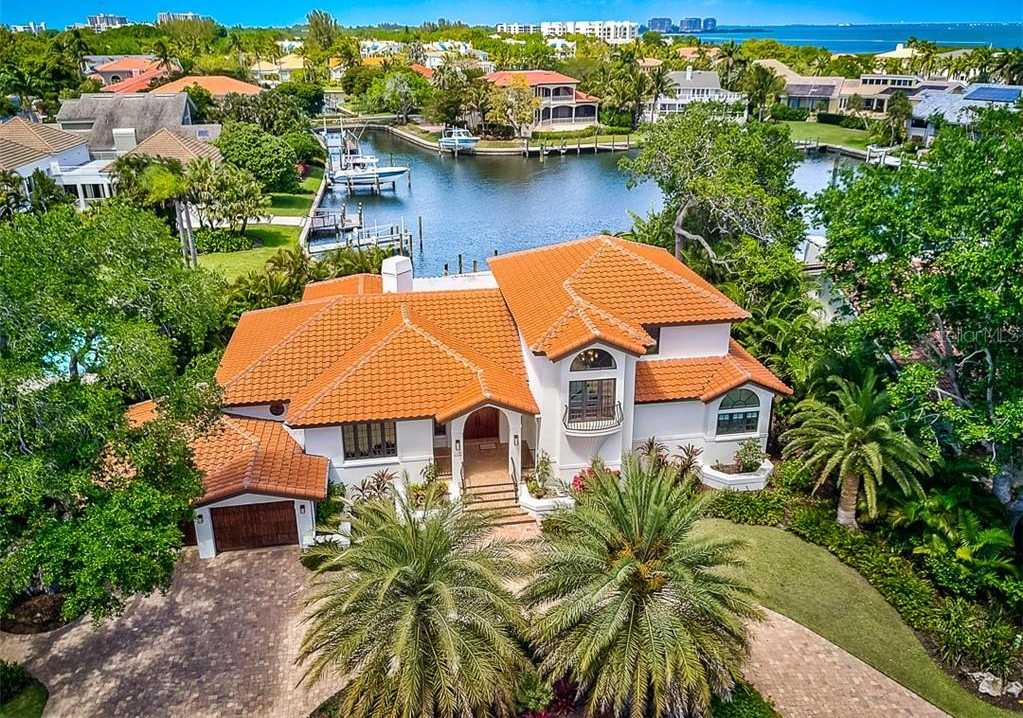 $2,895,000 - 3Br/5Ba -  for Sale in Bay Isles, Longboat Key