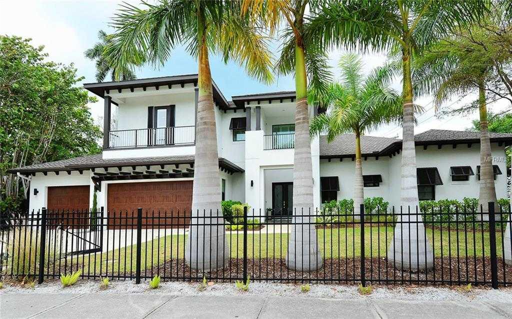 $1,699,000 - 4Br/5Ba -  for Sale in Desota Park, Sarasota