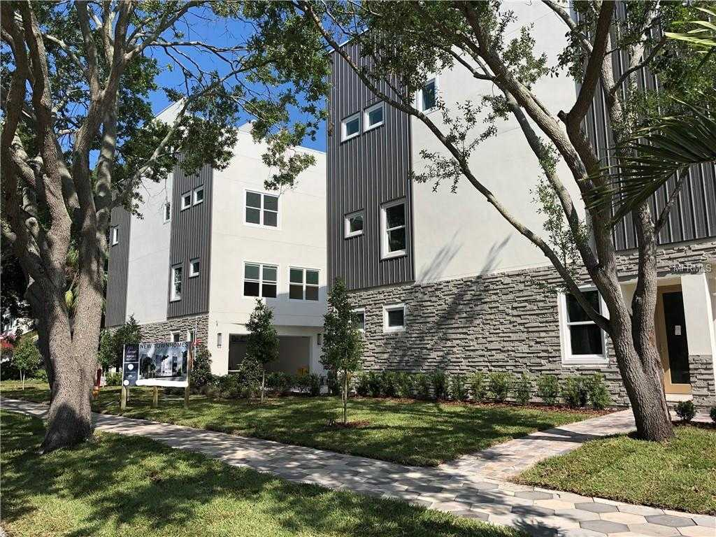 $829,000 - 3Br/4Ba -  for Sale in 5th Avenue Townhomes, St Petersburg