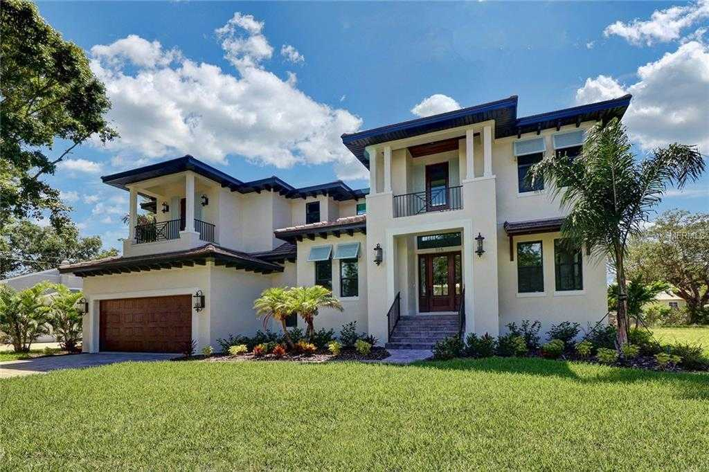 $2,250,000 - 5Br/4Ba -  for Sale in Snell Isle Brightbay, St Petersburg