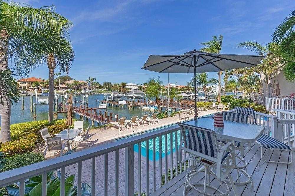 $989,000 - 3Br/4Ba -  for Sale in Tierra Sunset Twnhs, Tierra Verde