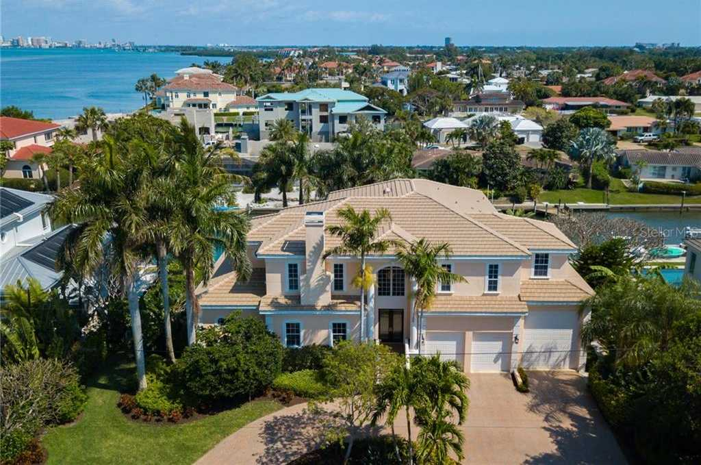 $2,850,000 - 4Br/5Ba -  for Sale in Country Club Shores Sec 02, Longboat Key