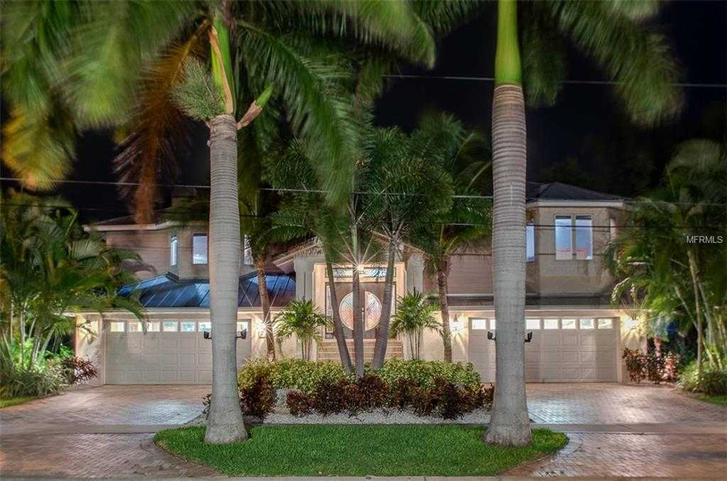 $1,599,000 - 3Br/3Ba -  for Sale in St Petersburg Beach North Unit 10, St Pete Beach
