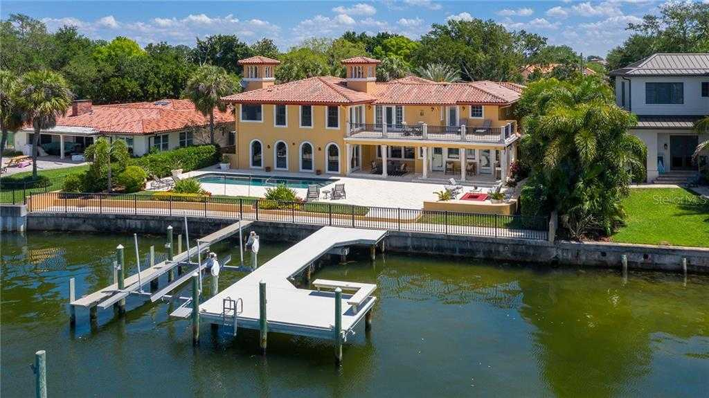 $2,495,000 - 5Br/6Ba -  for Sale in Bay Point-snell Isle, St Petersburg