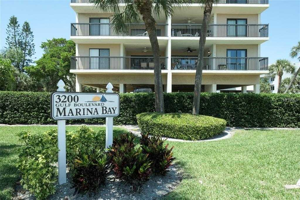 $719,000 - 3Br/2Ba -  for Sale in Marina Bay Of St Petersburg Beach, St Pete Beach