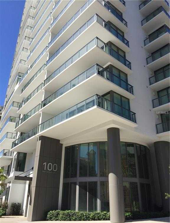 $1,400,000 - 2Br/3Ba -  for Sale in One St Pete, St Petersburg