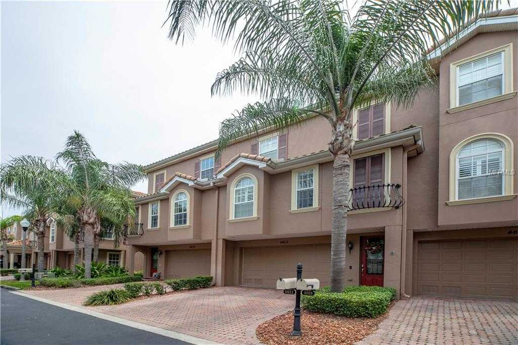 $529,500 - 3Br/4Ba -  for Sale in Sun Ketch Twnhms At Venetian Isles, St Petersburg