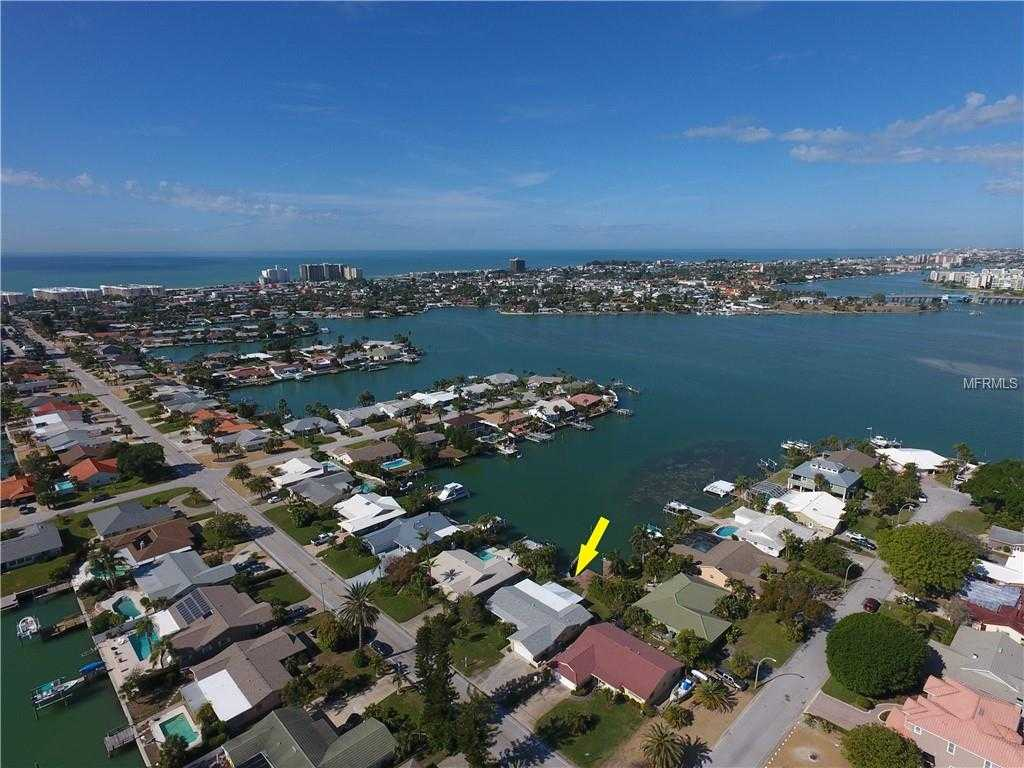 $650,000 - 3Br/2Ba -  for Sale in Three Palms Point, St Pete Beach