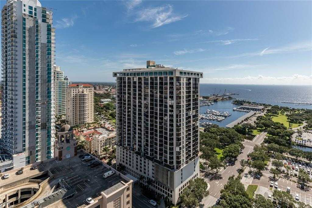 - 1Br/2Ba -  for Sale in Bayfront Tower Condo, St Petersburg