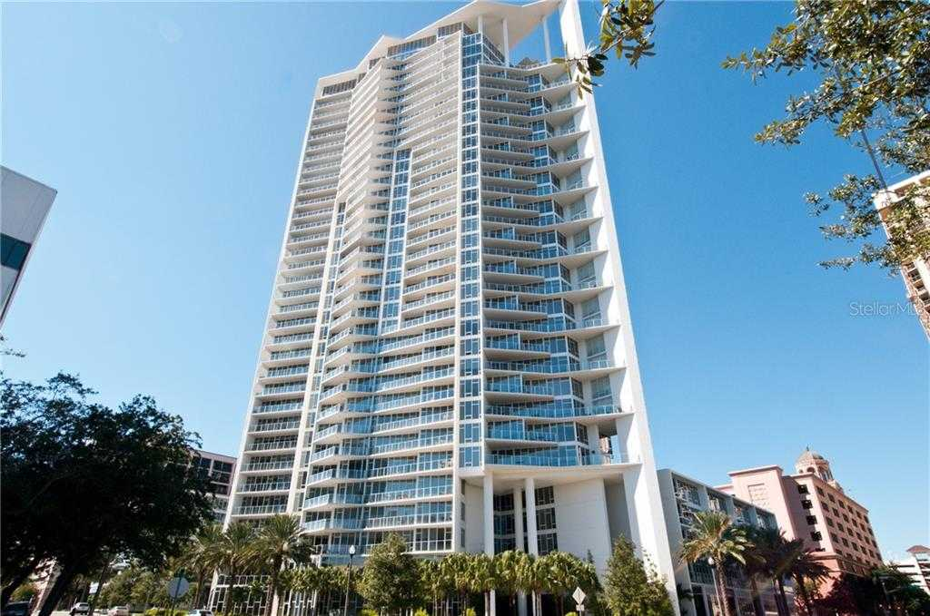 $1,475,000 - 2Br/3Ba -  for Sale in Signature Place Condo, St Petersburg