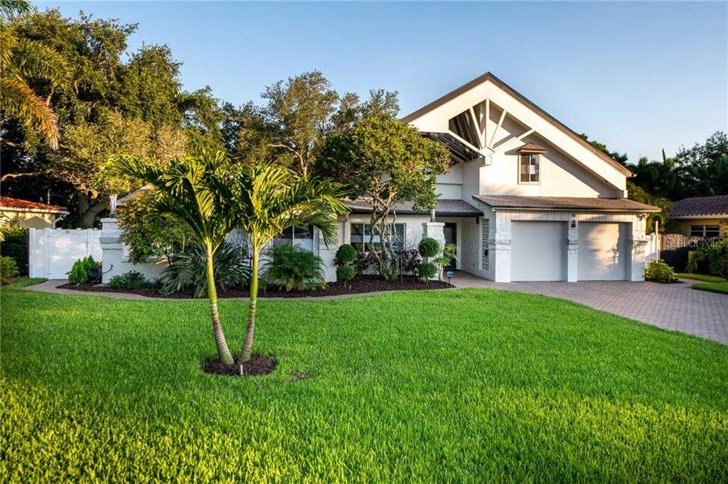 $1,249,000 - 3Br/3Ba -  for Sale in Snell Isle Brightbay, St Petersburg