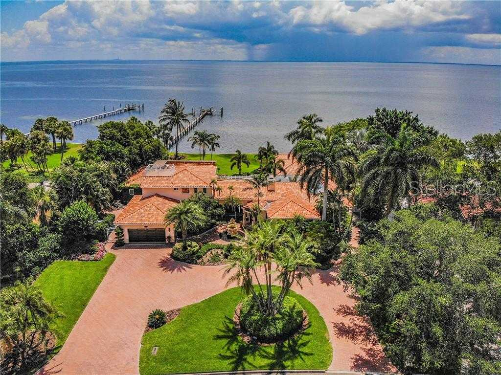 $3,350,000 - 4Br/7Ba -  for Sale in Bahama Beach Rep, St Petersburg
