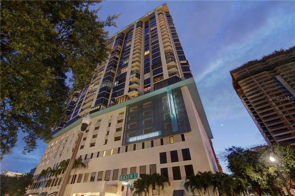 $1,795,000 - 3Br/4Ba -  for Sale in Bayfront Tower Condo, St Petersburg