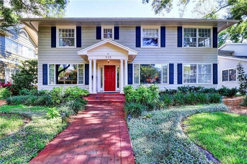 $1,139,000 - 5Br/5Ba -  for Sale in Snell & Hamletts North Shore Add, St Petersburg