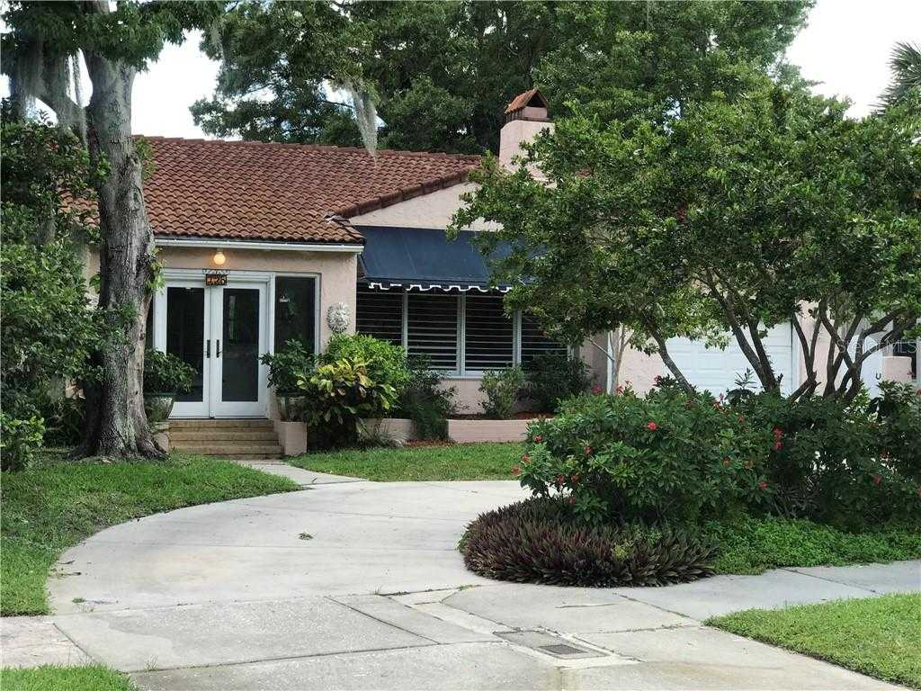 $565,000 - 3Br/3Ba -  for Sale in Snell Isle Brightwaters Rep Pts Of Sec 1 & 2, St Petersburg