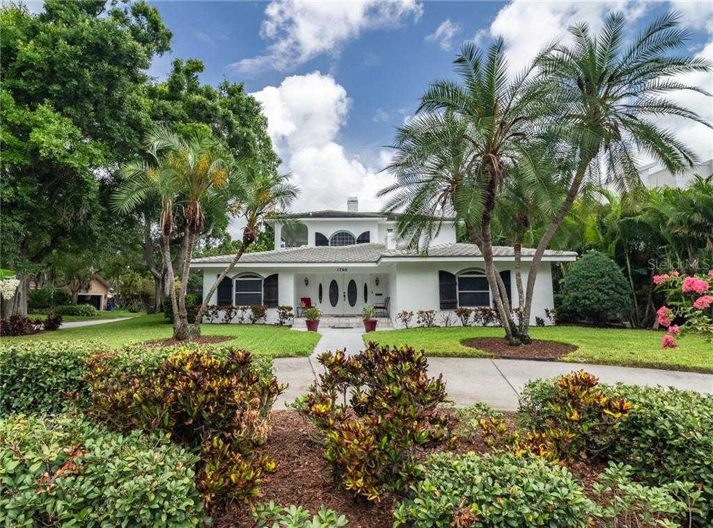 $1,489,000 - 3Br/3Ba -  for Sale in Snell Isle Brightwaters, St Petersburg