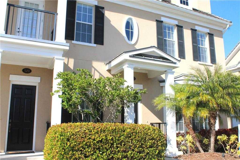 $549,500 - 4Br/5Ba -  for Sale in Back Bay At Carillon, St Petersburg