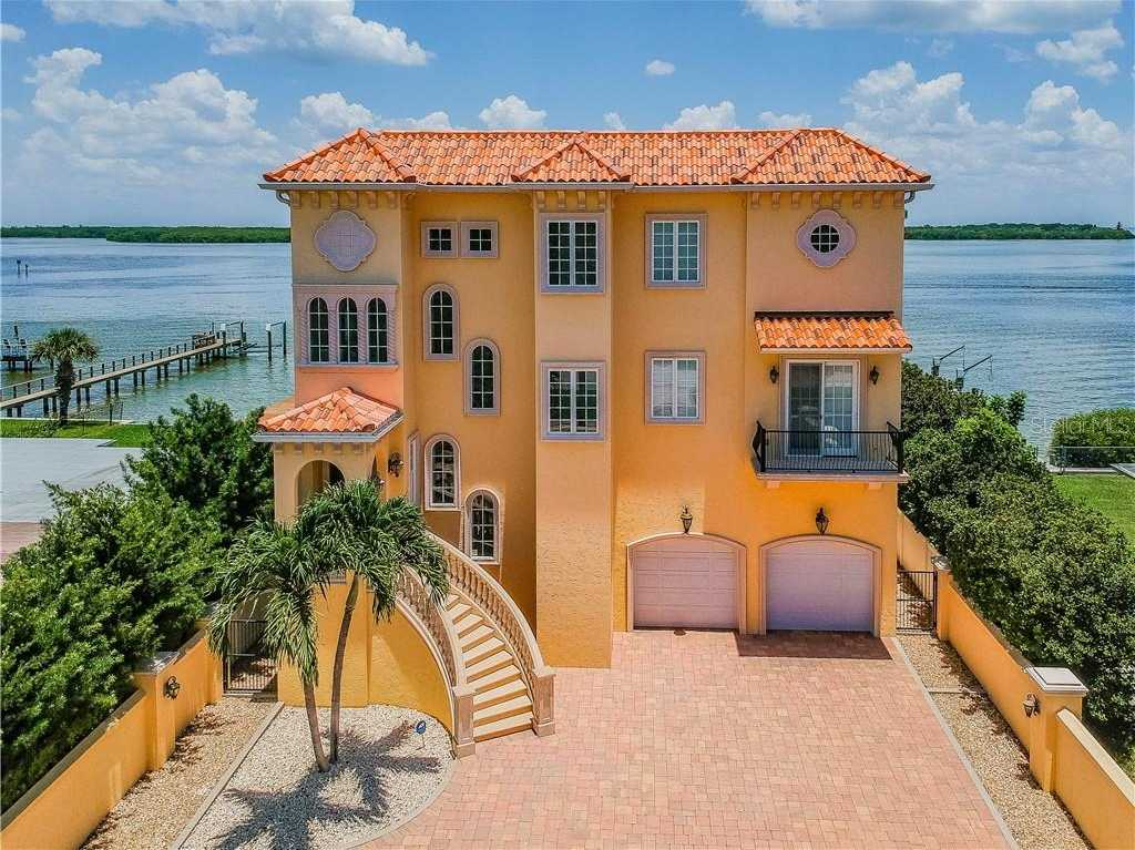 $3,350,000 - 3Br/5Ba -  for Sale in Mangrove Bayou, St Petersburg